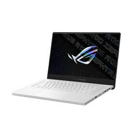 ASUS エイスース ゲーミングノートパソコン ROG Zephyrus G15 GA503QS ムーンライトホワイト GA503QS-R9R3080W [15.6型 /AMD Ryzen 9 /メモリ:32GB /SSD:1TB /2021年3月モデル]