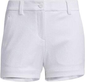 アディダス adidas レディース サマーショートパンツ(Mサイズ/ホワイト) 23239