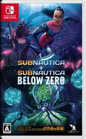 【2021年05月14日発売】 バンダイナムコエンターテインメント BANDAI NAMCO Entertainment Subnautica + Subnautica Below Zero【Switch】 【代金引換配送不可】