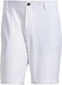 アディダス adidas メンズ ULTIMATE365 スリーストライプス ショートパンツ(88サイズ/ホワイト) 22648