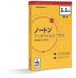 ノートンライフロック Norton Lifelock ノートン アンチウイルス プラス 1年1台版 [Win・Mac用]