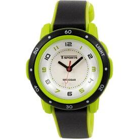 クレファー CREPHA アナログ腕時計 ブラック TS-A109-BK