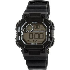 クレファー アナログ腕時計 クレファー(T-SPORTS) ブラック TS-D111-BK