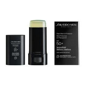 資生堂 shiseido 資生堂メン クリアスティック UVプロテクター(20g)[日焼け止めスティック]
