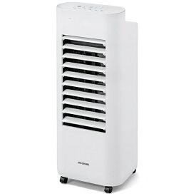 アイリスオーヤマ IRIS OHYAMA 冷風扇 ホワイト KCTF-01M [リモコン付き]