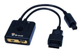 BROOKACCESSORY Wingman SD(PS4/PS3/Switch to DC/SS) FM0008430 FM0008430
