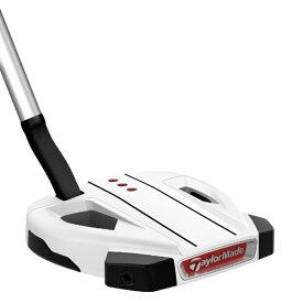 テーラーメイドゴルフ Taylor Made Golf パター Spider EX GHOST WHITE スパイダー EX ホワイト フローネック 33インチ DW-IPR41