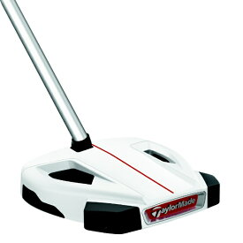 テーラーメイドゴルフ Taylor Made Golf パター Spider EX GHOST WHITE スパイダー EX ホワイト センターシャフト 34インチ DW-IPR43
