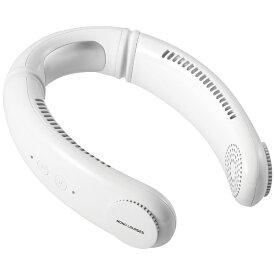 アテックス ATEX モノルルド ウェアラブル クールホット&ファン ホワイト AX-HKL105WH