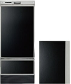 リンナイ Rinnai 食洗機用化粧パネル RWX-SD401LP用 ブラック(ツヤ消) KWP-SD401P-B