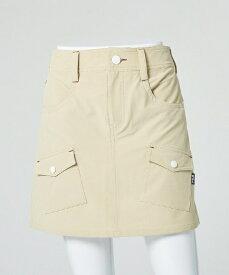 フィラゴルフ FILA GOLF FILAGOLF レディース スカート(Lサイズ/グレー)751310-BE