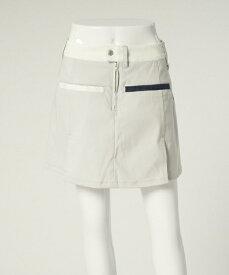 フィラゴルフ FILA GOLF FILA GOLF レディース スカート(Lサイズ/グレー)751316-GY