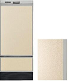 リンナイ Rinnai 食洗機用化粧パネル RWX-SD401LP用 ベージュ(ツヤ消) KWP-SD401P-BE