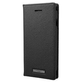 坂本ラヂヲ EURO Passione PUレザー 手帳ケース iPhoneSE 第2世代 CBCEP-IP09BLK ブラック