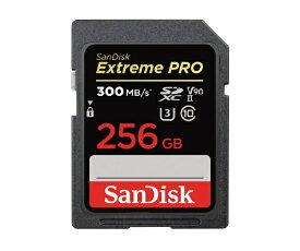 【2021年4月】 サンディスク SanDisk SDXCカード エクストリーム プロ SDSDXDK-256G-JNJIP [256GB /Class10]