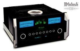 MCINTOSH マッキントッシュ ハイブリッドインテグレーテッドアンプリファイアー MA12000 [DAC機能対応 /真空管 /ハイレゾ対応]