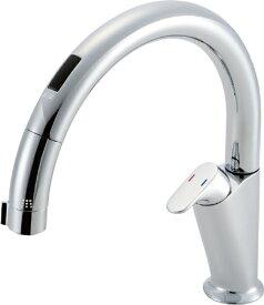 LIXIL リクシル SF-NA451SNU キッチン用タッチレス水栓(寒冷地)