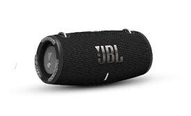 JBL ジェイビーエル ブルートゥーススピーカー XTREME 3 ブラック JBLXTREME3BLKJN [Bluetooth対応 /防水]