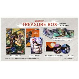 【2021年06月24日発売】 コーエーテクモゲームス KOEI 【早期購入特典付き】戦国無双5 TREASURE BOX【PS4】