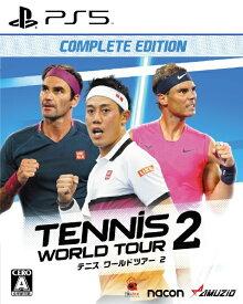 【2021年06月24日発売】 オーイズミアミュージオ Oizumi Amuzio テニス ワールドツアー 2 COMPLETE EDITION【PS5】
