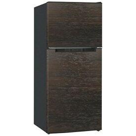 WINCOD ウィンコド TH-138L2WD 直冷式冷蔵庫 TOHOTAIYO ウッド [2ドア /右開き/左開き付け替えタイプ /138L]《基本設置料金セット》