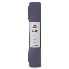 manduka マンドゥカ BEGIN ビギン ヨガマット(5mm/マジック:ディープパープル×ライラック) YOGAMATBEGIN5MM