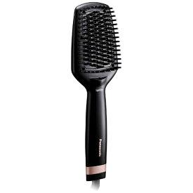 パナソニック Panasonic ブラシストレートアイロン イオニティ 黒 EH-HS30-K [交流(コード)式]【rb_beauty_cpn】
