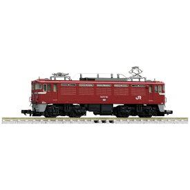 【2021年9月】 TOMIX トミックス 【Nゲージ】7156 JR ED75-700形電気機関車(前期型)【発売日以降のお届け】