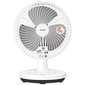 ヤマゼン YAMAZEN タイマー付卓上扇風機 YKDT-F184-WB