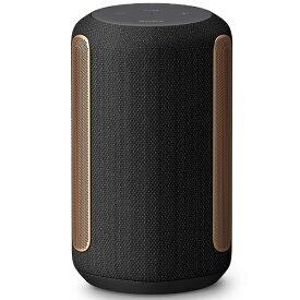 ソニー SONY ブルートゥーススピーカー ブラック SRS-RA3000BM [Bluetooth対応 /Wi-Fi対応]