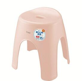 アスベル ASVEL Emeal 風呂イス35 ピンク