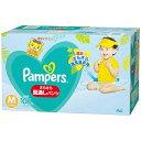 P&G ピーアンドジー Pampers(パンパース)さらさらケア 風通しパンツ / スーパージャンボ クラブパック M 54枚x2 (…