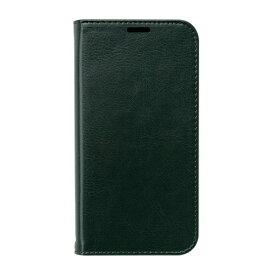 HAMEE ハミィ [iPhone 12/12 Pro専用]oregalo(オレガロ) スタンド機能付きダイアリーケース 669-920572 グリーン