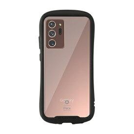 HAMEE ハミィ [Galaxy Note 20 Ultra専用]iFace Reflection強化ガラスクリアケース iFace ブラック 41-907-922057