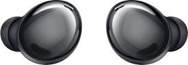 SAMSUNG サムスン フルワイヤレスイヤホン Galaxy Buds Pro Phantom Black SM-R190NZKAXJP [マイク対応 /ワイヤレス(左右分離) /Bluetooth /ノイズキャンセリング対応]