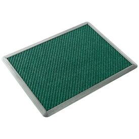 山崎産業 消毒マットシリコーン#12セット 90×120cm(グリーン) 15959