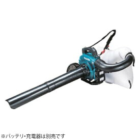 マキタ Makita 充電式ブロワ[本体+バキュームキット](バッテリ・充電器別売) MUB363DZV