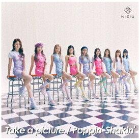 ソニーミュージックマーケティング NiziU/ Take a picture/Poppin' Shakin' 初回生産限定盤A【CD】