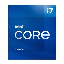 インテル Intel 〔CPU〕Intel Core i7-11700 Processor BX8070811700