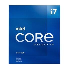 インテル Intel 〔CPU〕Intel Core i7-11700KF Processor BX8070811700KF