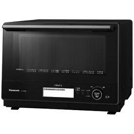 【2021年06月01日発売】 パナソニック Panasonic スチームオーブンレンジ Bistro(ビストロ) ブラック NE-BS808-K [30L]