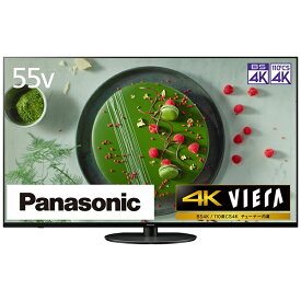 パナソニック Panasonic 液晶テレビ VIERA(ビエラ) TH-55JX950 [55V型 /4K対応 /BS・CS 4Kチューナー内蔵 /YouTube対応 /Bluetooth対応][テレビ 55型 55インチ]
