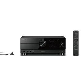 ヤマハ YAMAHA AVアンプ RX-A2AB [ハイレゾ対応 /Bluetooth対応 /Wi-Fi対応 /ワイドFM対応 /7.1ch /DolbyAtmos対応]