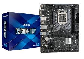 ASROCK アスロック マザーボード B560M-HDV [MicroATX /LGA1200]