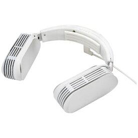 サンコー THANKO ネッククーラーEVO(USB給電タイプ) ホワイト TK-NEMU3-WH