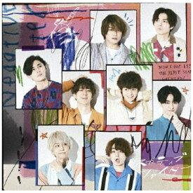 【2021年05月12日発売】 ソニーミュージックマーケティング Hey! Say! JUMP/ ネガティブファイター 初回限定盤1(Blu-ray Disc付)【CD】