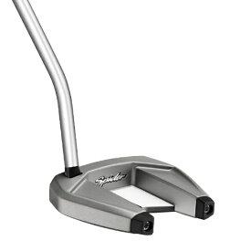 テーラーメイドゴルフ Taylor Made Golf パター Spider SR スパイダー SR プラチナム/ホワイト シングルベンド 33インチ