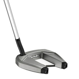 テーラーメイドゴルフ Taylor Made Golf パター Spider SR スパイダー SR プラチナム/ホワイト フローネック 33インチ