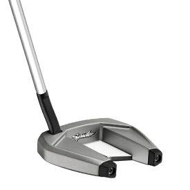テーラーメイドゴルフ Taylor Made Golf パター Spider SR スパイダー SR プラチナム/ホワイト フローネック 34インチ