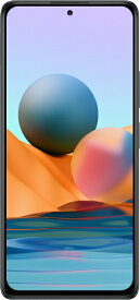 Xiaomi シャオミ Xiaomi Redmi Note 10 Pro オニキスグレー Snapdragon 732G 1億800万画素カメラ 6.67型OLED メモリ/ストレージ:6GB/128GB nanoSIM×2 ドコモ / au / ソフトバンクSIM対応 SIMフリースマートフォン
